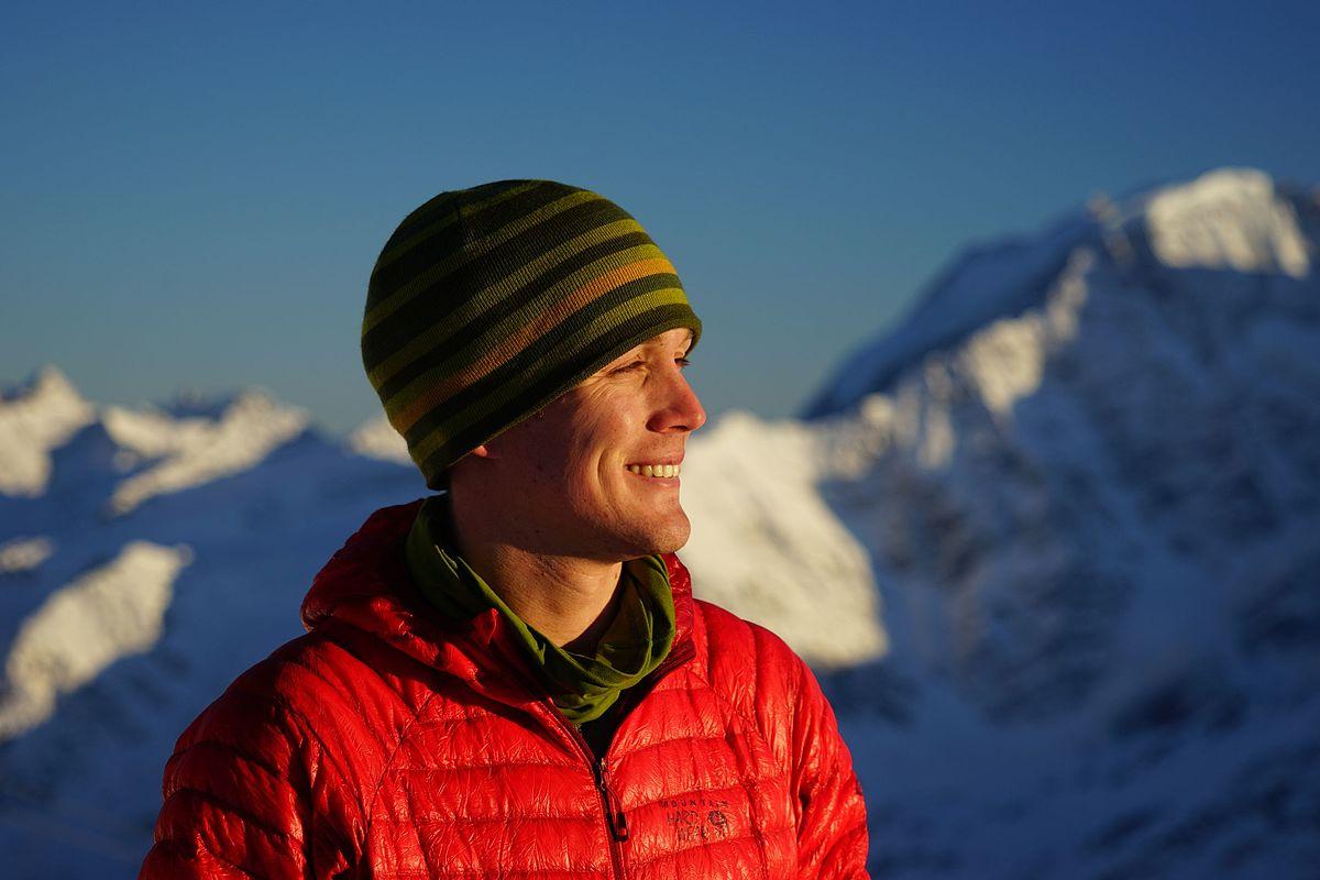 Episode 71: Colin O'Brady – 2X world Record Holder: Explorers Grand Slam and the Seven Summits