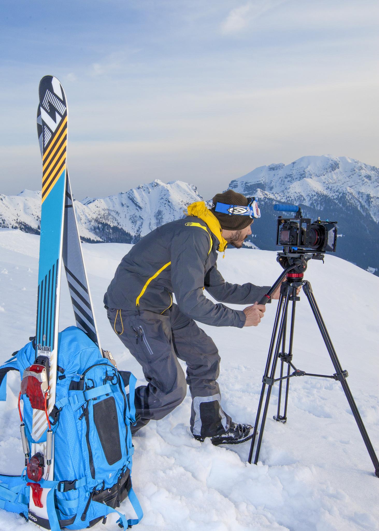 Episode 14: Lucas Preti – World Class Rock Climber and Professional Filmmaker