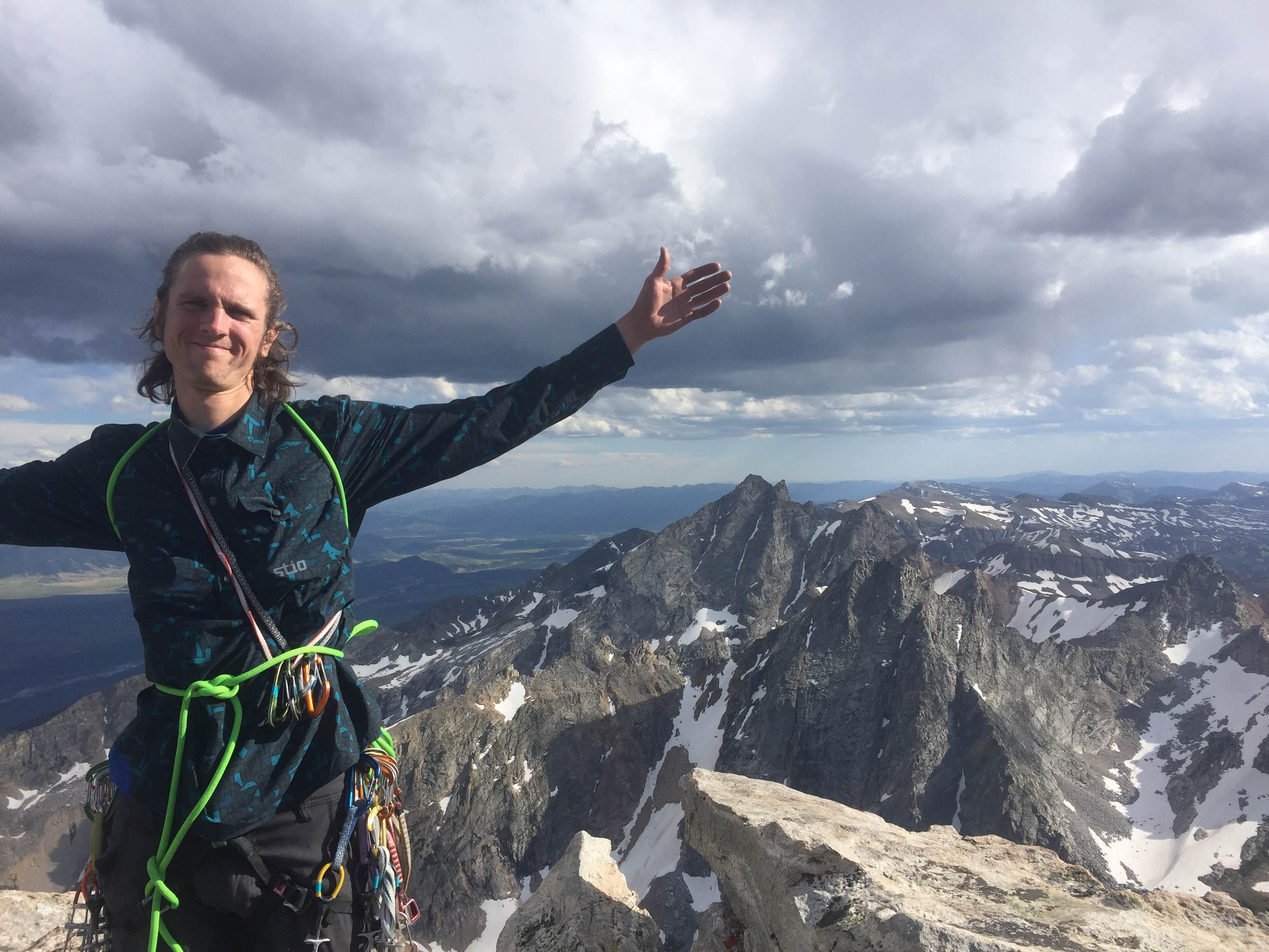 Episode 09: Ryan Stolp – Founder of Alpine Hammock and Deep South Mountaineering