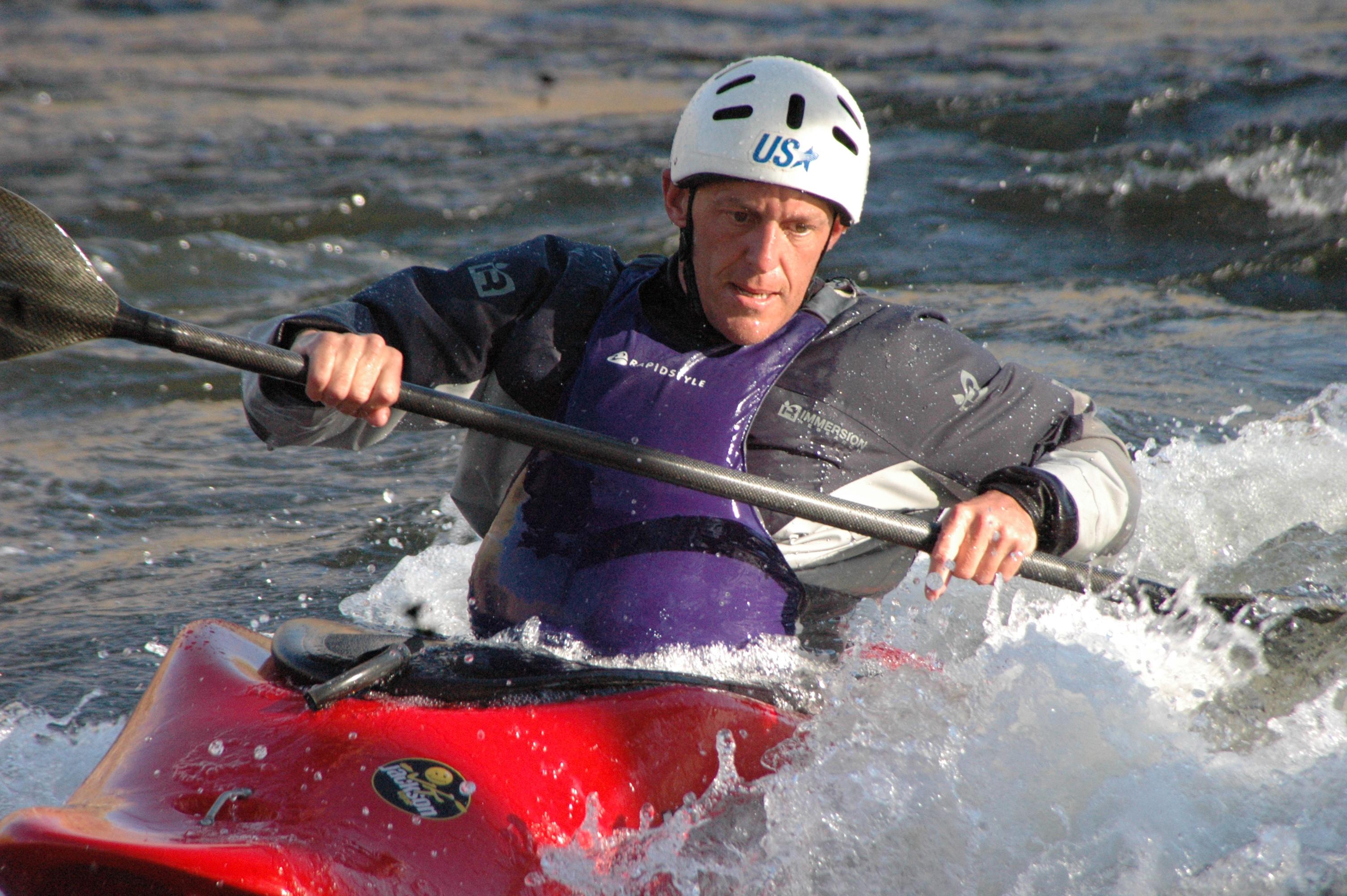 Episode 01: Joe Jacobi – Olympic Gold Medalist White Water Kayaker