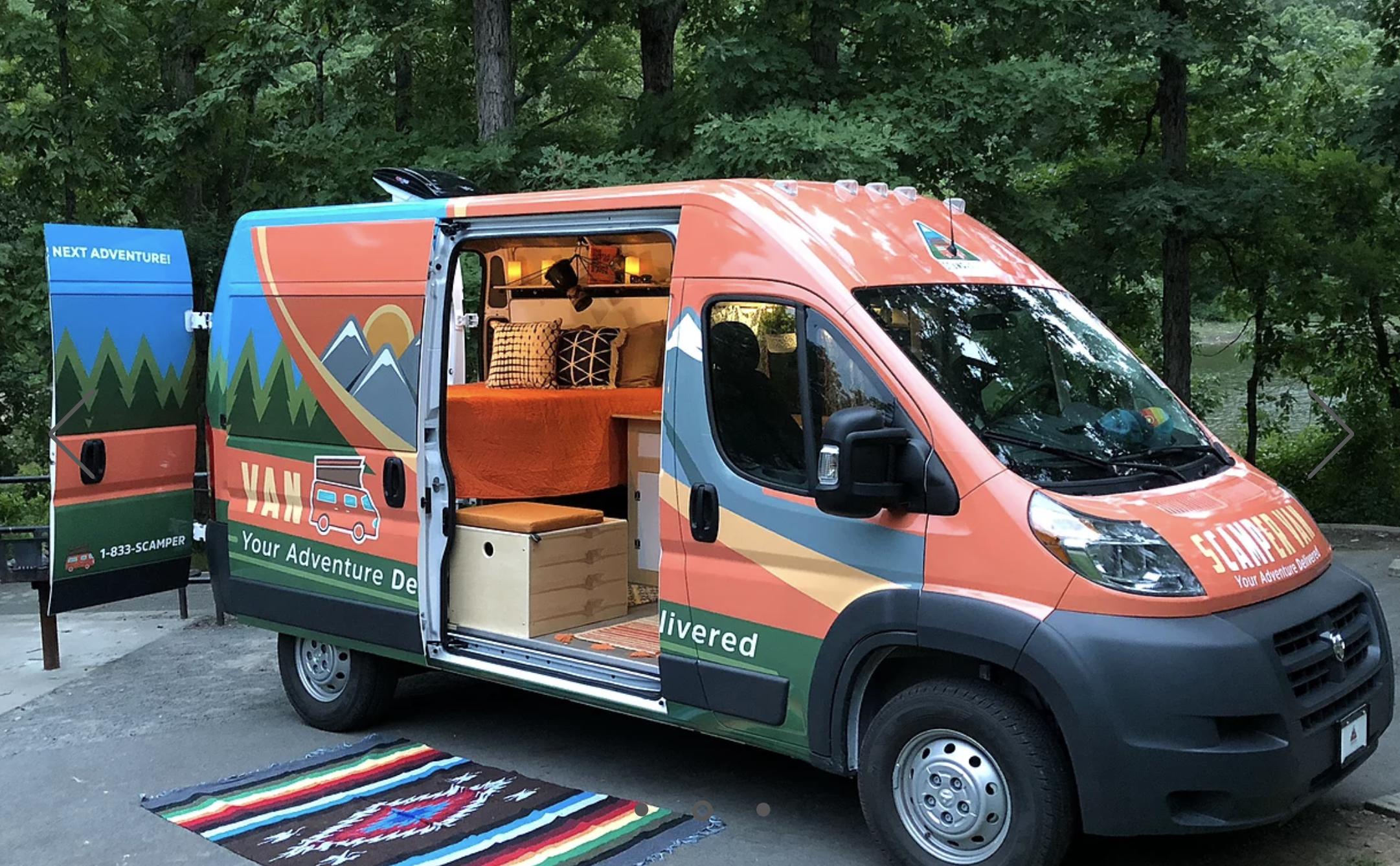 Episode 83: David Clapper – CEO of sCAMPer Van