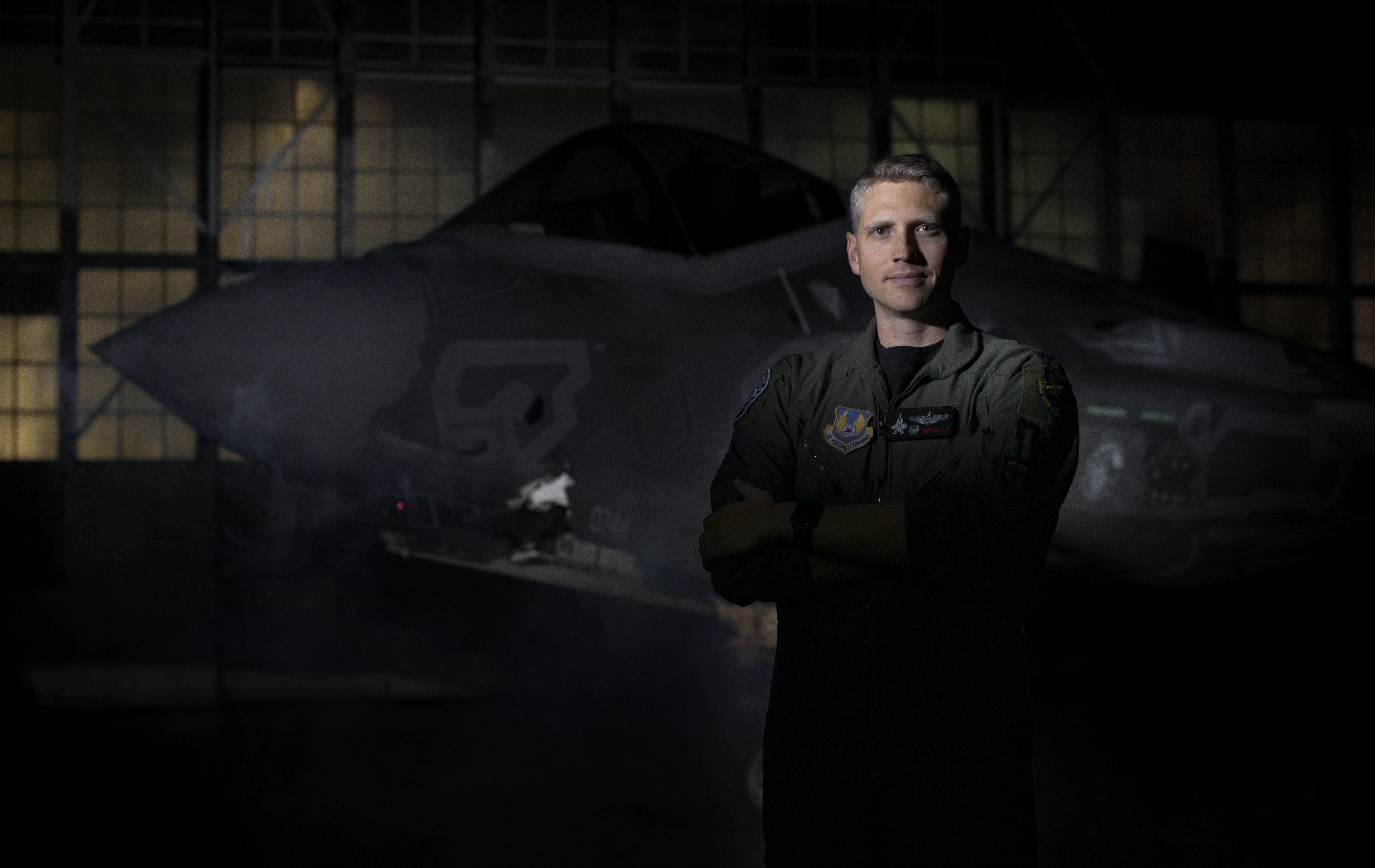 Episode 90: Tucker 'Cinco' Hamilton – Former Commander of the U.S. Air Force F-35 Integrated Test Force