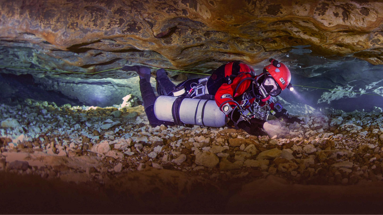Episode 96: Jill Heinerth - underwater explorer, writer, photographer, speaker, and filmmaker